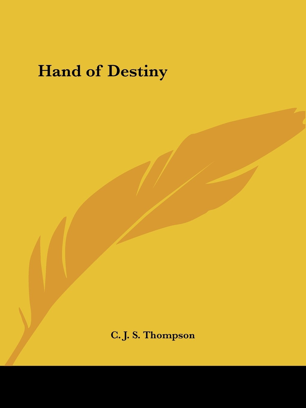 Hand of Destiny pdf epub