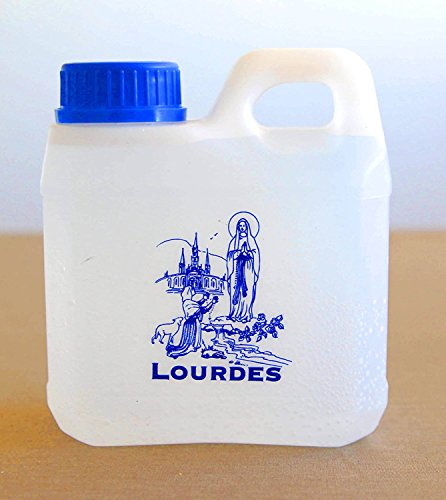 LOURDES HOLY WATER CONTAINER 0 75L