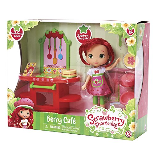 Strawberry Shortcake Bake Shop Games Berry Bitty Cakes