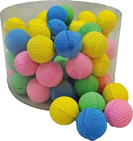 pesobo 10 pieza musgo goma espuma pelota 4 cm gato juguete parte ...