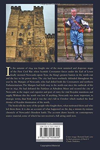 the great siege of newcastle 1644 serdiville rosie