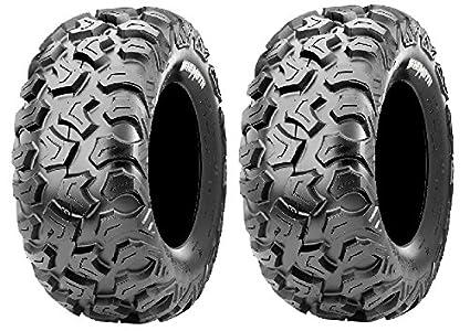 2 4ply Pair of Duro DI-K968M 24x9-10 ATV Tires