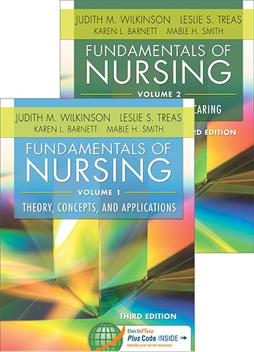 Fundamentals of Nursing (Two Volume Set)