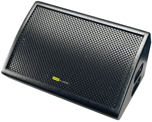 SHS Audio SME-12 Unpowered Speaker Cabinet, Black