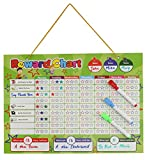 Magnetic Reward Chart Set, Includes: 20 Magnetic