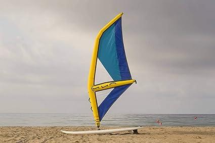 Kawaii Windsurf Sup Vela Hinchable: Amazon.es: Deportes y ...