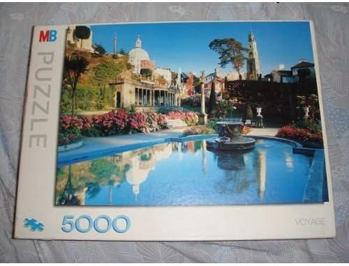 Milton Bradley Puzzle 5000 Gales: Amazon.es: Juguetes y juegos