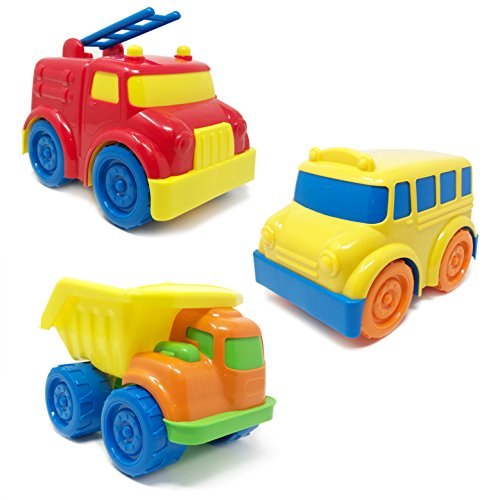 BOLEY Trucks Cars Toddlers Kids product image