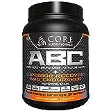 Core Nutritionals ABC Pre-Workout Supplement, Australian Orange Sherbert 2 Pound 3 Ounce