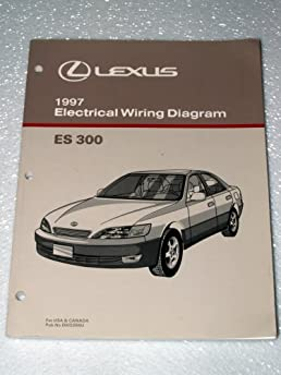1997 lexus es300 electrical wiring diagrams toyota motor1997 lexus es300 electrical wiring diagrams toyota motor corporation amazon com books
