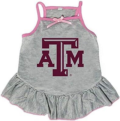 Small Littlearth NCAA Texas A/&M Aggies Pet Dress