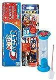 Super Hero Inspired 4pc Bright Smile Oral Hygiene