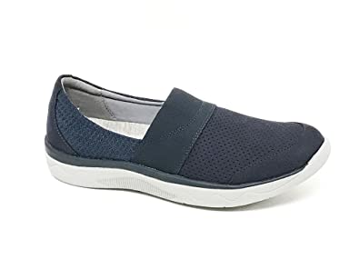 a59ccb23827 CLARKS Women s McKella Mesa Slip-on Sneaker