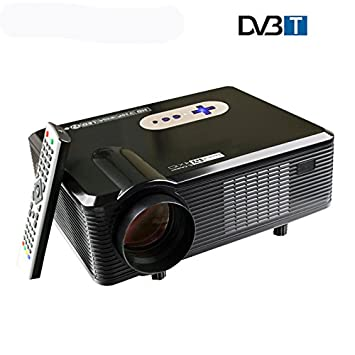 CHEERLUX CL720D LED Proyector 3000LM 1280 x 800 pixels Support ...