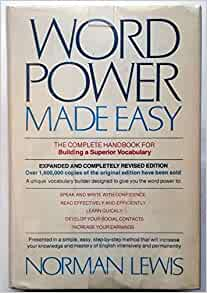 Download pdf made norman free word power easy lewis