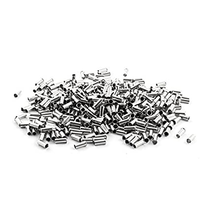 Amazon.com: 450pcs EN4009 Tubo nu Terminal 12AWG Electric Wire Connector: Musical Instruments