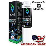 #9: Maytag UKF8001 PUR MADE IN USA Premium Water Filter Replacement for Refrigerator for EDR4RXD1, FILTER 4, UKF8001AXX, Whirlpool 4396395, Puriclean II, Kenmore 46 9006 by Purelli