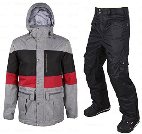 Xl Snowboard Jacket - 6