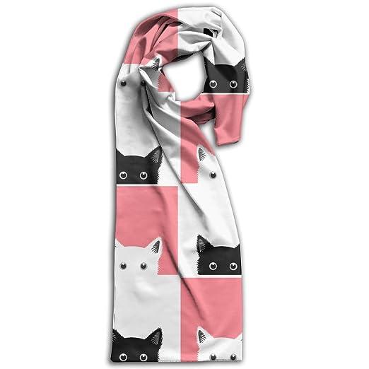 Cow Print Adults Winter Warm Scarf Fashion Scarves Shawl Gift