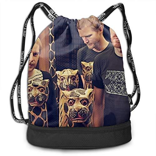 TheresTaalaMaria September Malevolence Classic Drawstring Bag-Gym Backpack Shoulder Bags Sport Storage Bag For Men Women