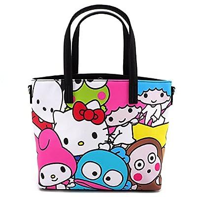 Loungefly x Hello Sanrio Squad Tote Bag