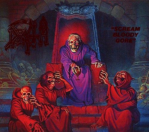 Death-Scream Bloody Gore-Ltd Reissue-3CD-FLAC-2016-SCORN Download