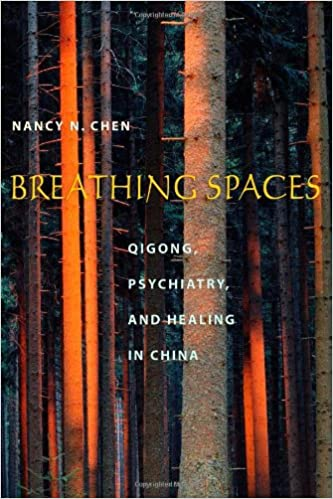 Book Breathing Spaces: Qigong, Psychiatry, and Healing in China