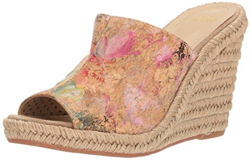 Wedge Cork Espadrille Women Johnston Sandal Natural amp; Myrah Murphy 4PCHa