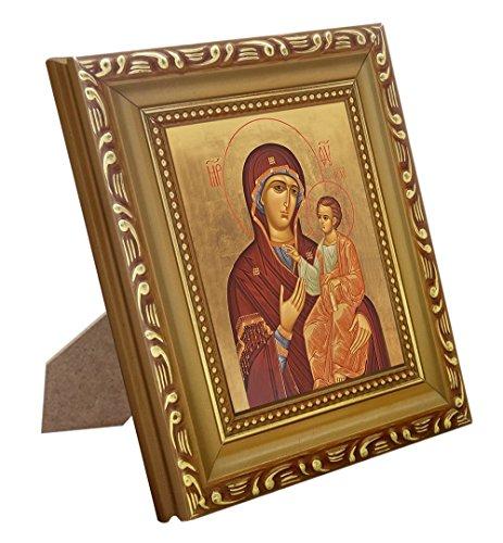 Virgin Mary Jesus Icon - 9