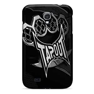 Awesome Design Tapout Hard Case Cover For Galaxy S4