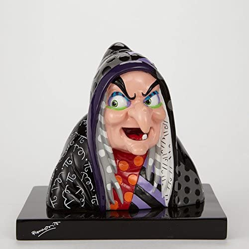 Disney by Britto Hag Bust Snow White and The Seven Dwarfs