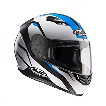 HJC 10140207 Casco de Moto, Sebka, Talla S
