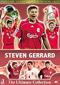 Steven Gerrard - The Ultimate Collection [DVD]