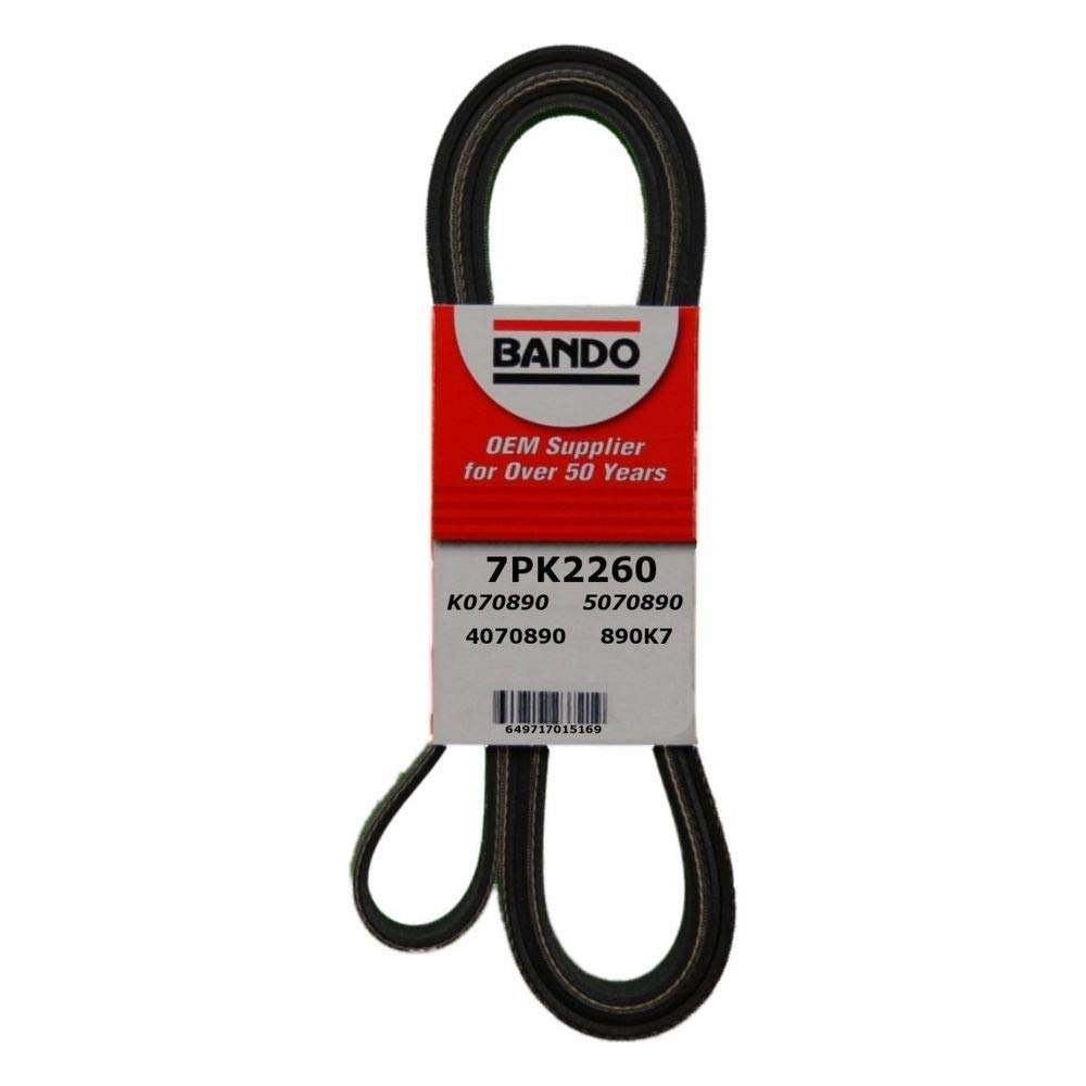 Bando USA 7PK2260 Belts
