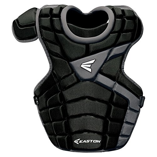 Easton M10 Adult Catcher's Chest Protector, Royal/Silver -