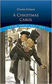 A Christmas Carol (Dover Thrift Editions): Charles Dickens: 0000486268659: Amazon.com: Books