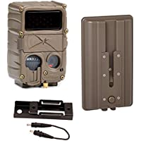 NEW CUDDEBACK 20MP E3 Black Flash No Glow IR Trail Game Camera + Battery Booster