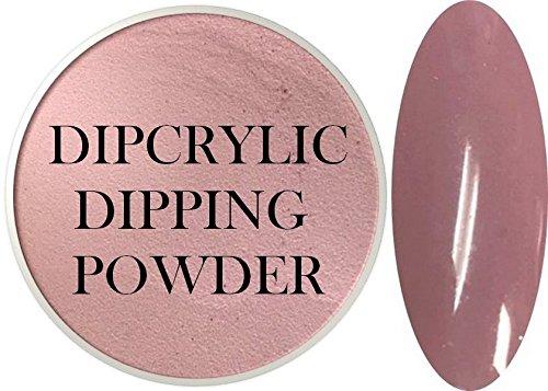 SHEBA NAILS Dipcrylic Dip Dipping Powder - 1OZ. - Bridezilla by Sheba Nails