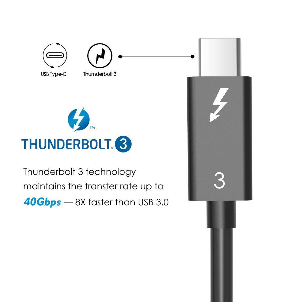 Amazon.com: WAVLINK Thunderbolt 3 a NVME Disco sólido ...