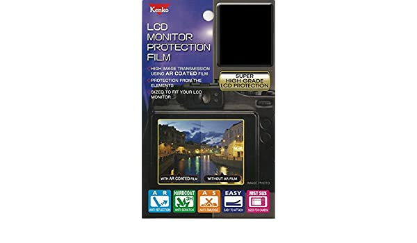 Kenko LCD Screen Protector for Canon EOS 1DX LCD-C-1DX Clear