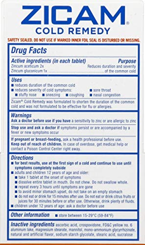 Buy which zicam product works best