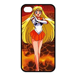 FashionFollower Customize Hot Anime Series Sailor Moon Beautiful Phone Case Suitable For iphone4/4s IP4WN40905