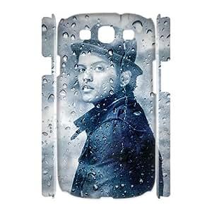 J-LV-F Bruno Mars Customized Hard 3D Case For Samsung Galaxy S3 I9300