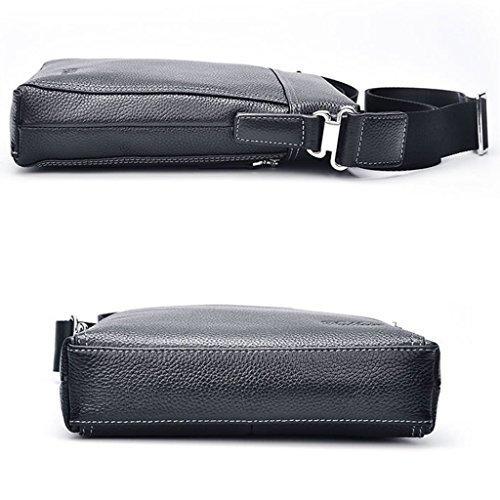 Messenger Shoulder Bag Tide Bag Bag Large Shoulder Men Zcjb Men Male Package Casual Capacity Bag Small 6wvYqHxXHR