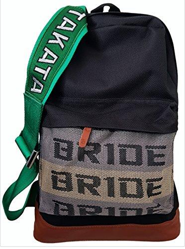 bride Sangles Vertes Racing Takata Sac De Backpack Straps As Dos Green Course À Harnes Jdm Bride Avec qzSxXfS8