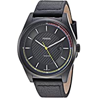 Fossil Mathis Mens Watch (Black)