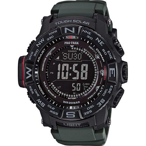 364d05e9f065 Reloj casio PRO TREK PRW-3510Y-8ER Solar Radiocontrolado  Altimetro-barometro Brujula Temperatura  Amazon.es  Relojes