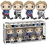 889698357913 Pop! Hockey NHL Vinyl Figure 4-Pack