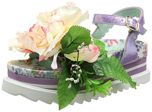 Irregular Lilac Sandali Irregular Purple Piatti Choice Hera Donna Choice dq7wUgF