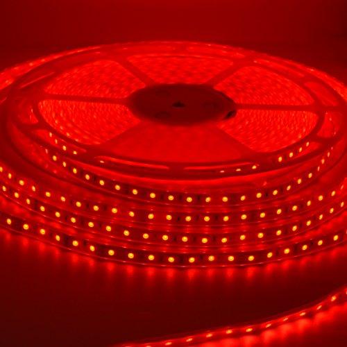 RGB LED Strip Light 20 Meters (65.6 ft) Flexible Color Changing Colorful SMD5050 1200 LEDs Light Strip 24V LED Strip Lights (IP67 Casing Waterproof) by S NMT (Image #5)